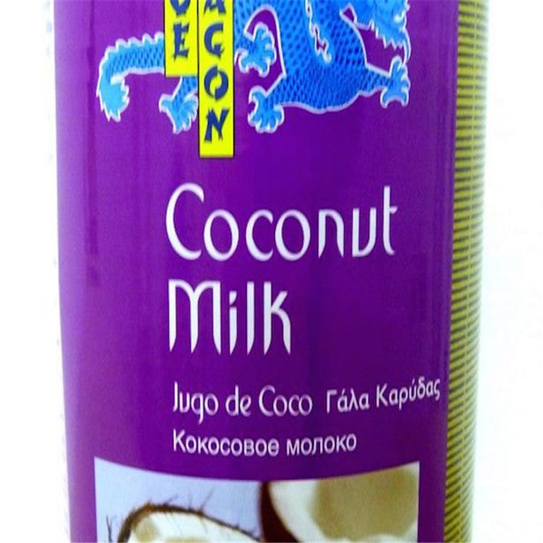 Leche de Coco 400ml Blue Dragon