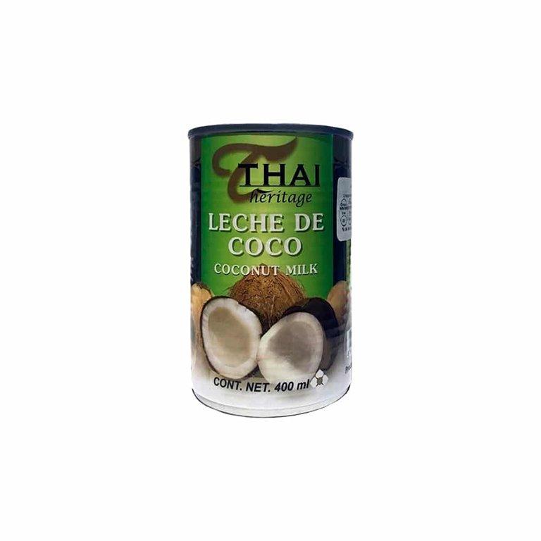 Leche de Coco 400ml Thai Heritage