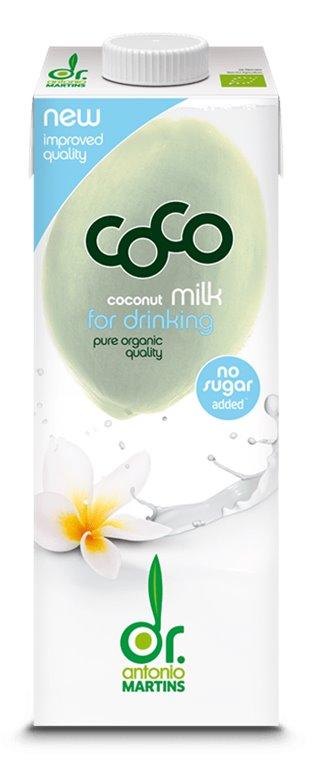 Leche de Coco Bio 1L, 1 ud