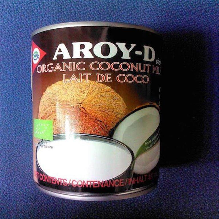 Leche de Coco Ecológica 400ml