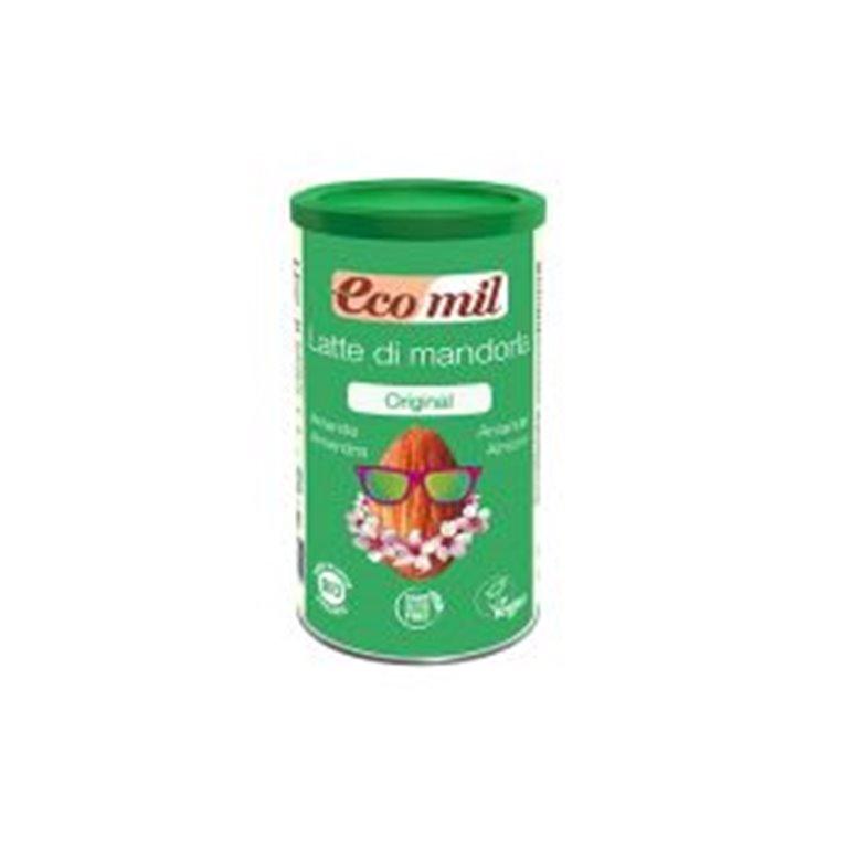 Leche Ecológica de Almendra Instantánea 250 g. EcoMil, 1 ud