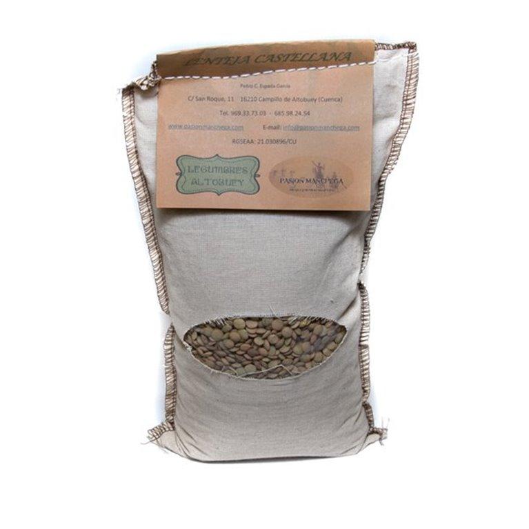 Lentejas castellanas, 1 kg