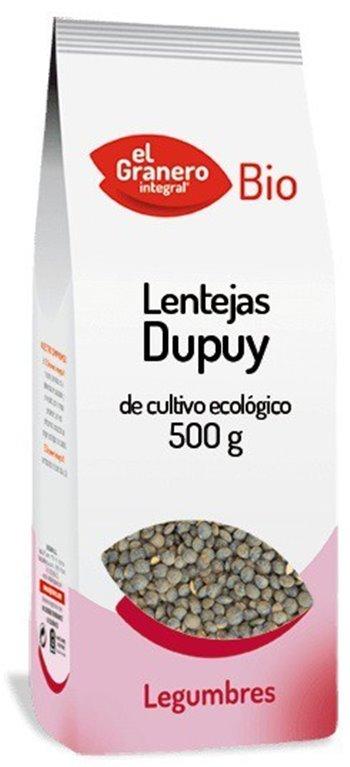 Lentejas Dupuy Bio 500g