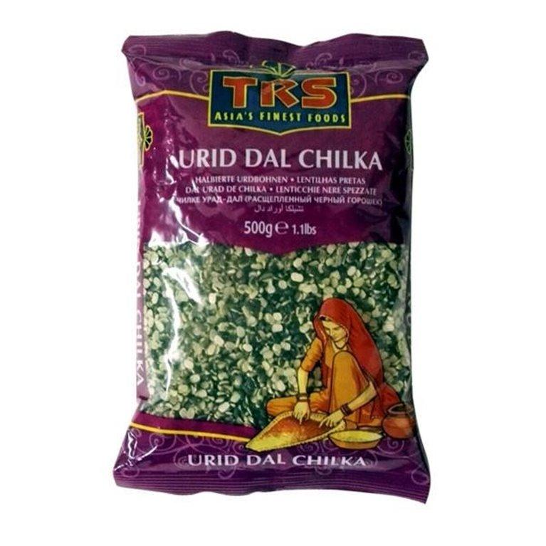 Lentejas Negras Rotas (Urid Dal Chilka) 1kg