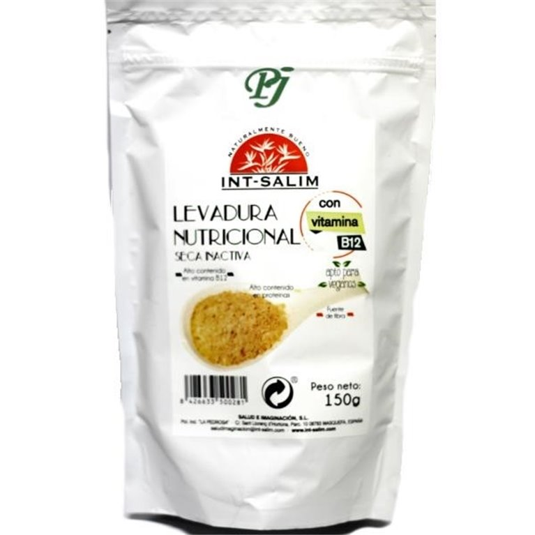 Levadura Nutricional con Vitamina B12 150g