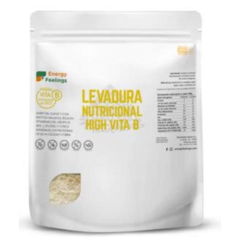 Levadura Nutricional con Vitamina B12 Sin Gluten 1kg