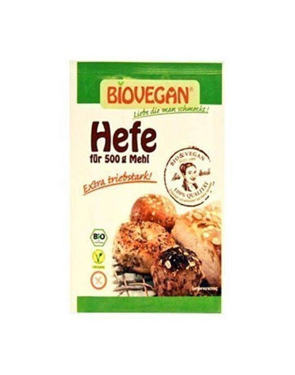 Levadura para pan sin gluten, 10 gr