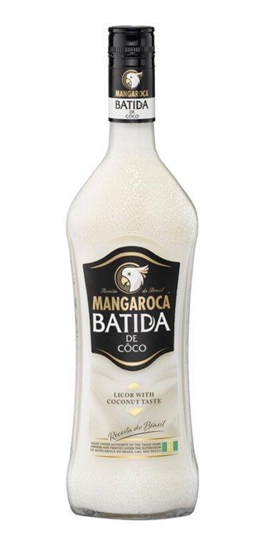 Licor Batida De Coco Mangaroca