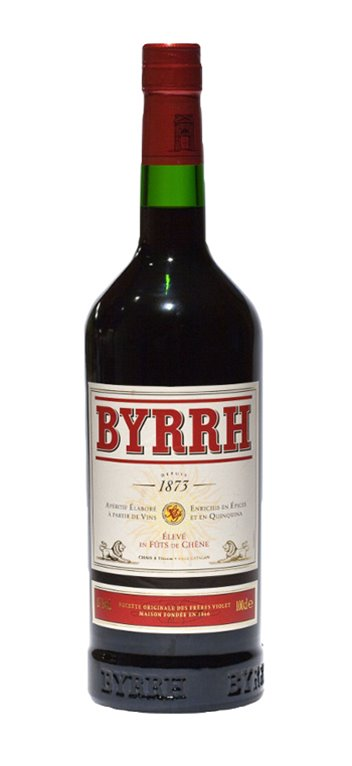Licor Byrrh Grand Quinina