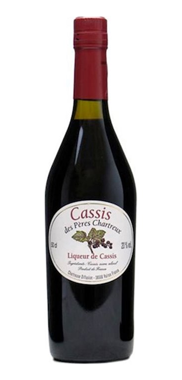 Licor Chartreuse Cassis 0.5 L