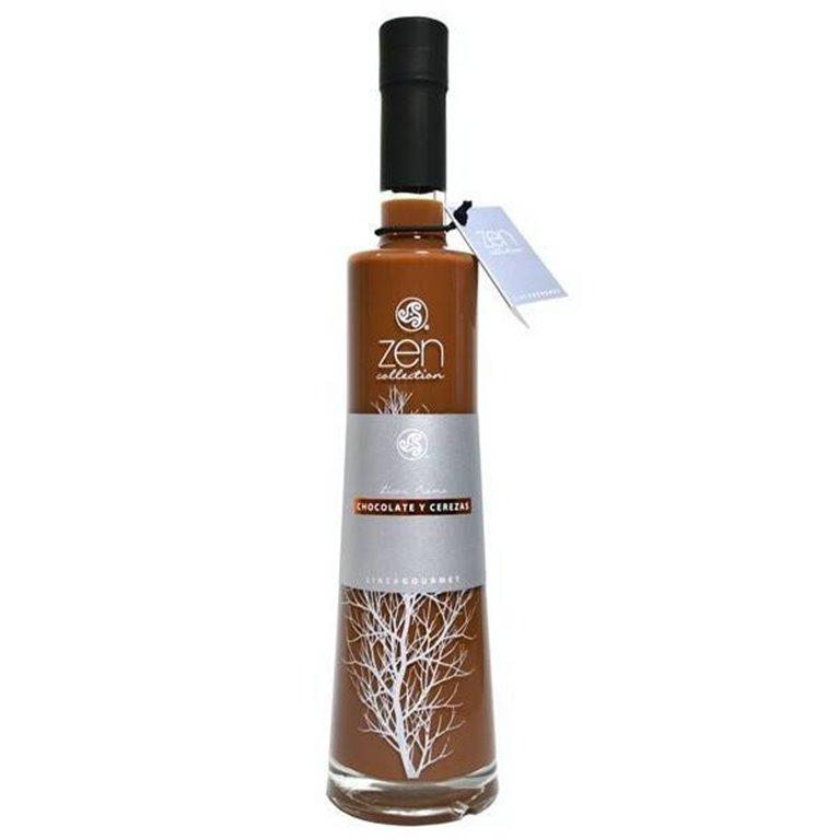 Licor-Crema Chocolate y Cerezas