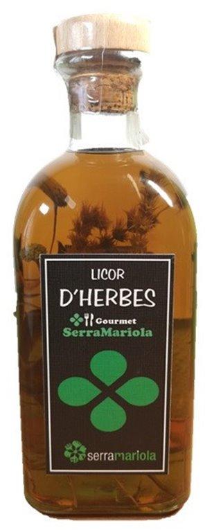 LIQUEUR D,HERBES 1 L