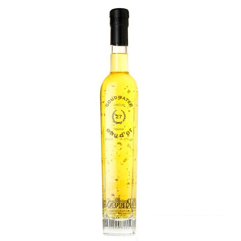 Licor de Agua con Láminas de Oro, 1 ud