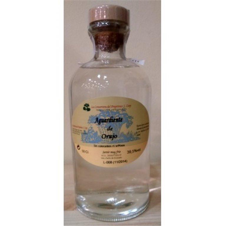 Licor de Aguardiente de Orujo Uncastillo, 1 ud