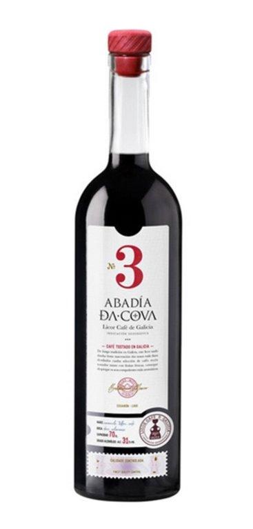 Abadia Da Cova Coffee Liqueur Nº 3