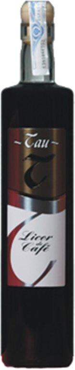 Licor de café artesano TAU 70 cl