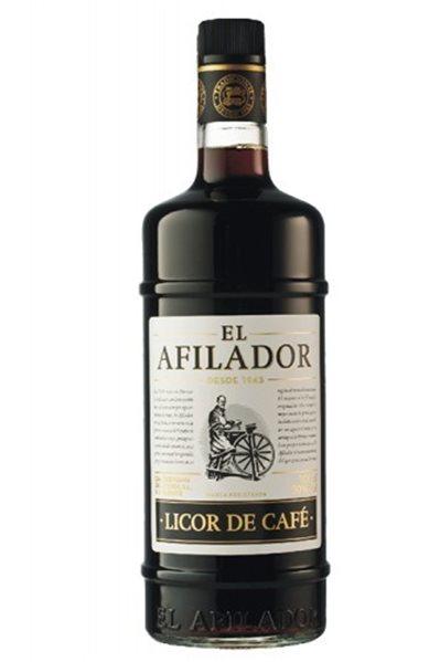 Licor de Café El Afilador 1L