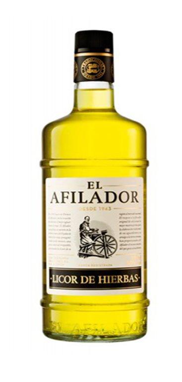 Licor de Hierbas Afilador