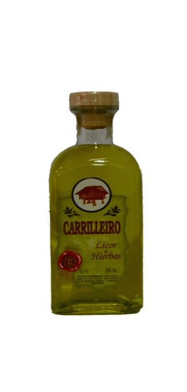 Licor De Hierbas Carrileiro