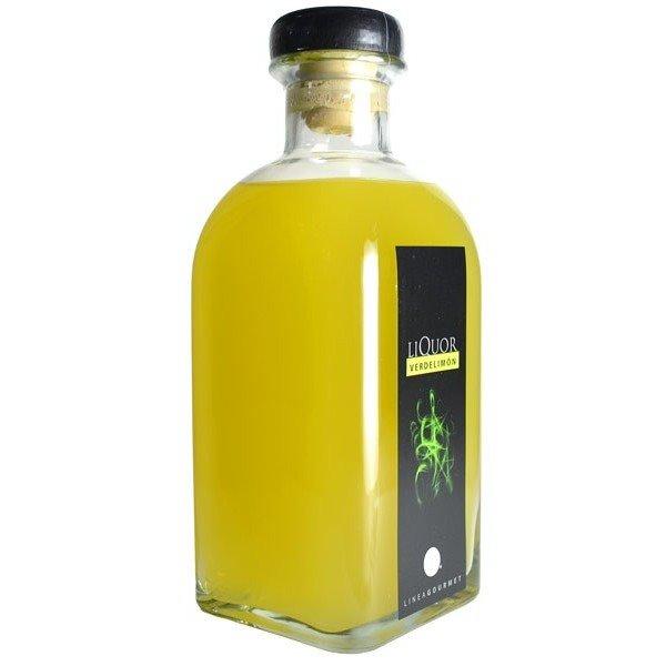 Licor de Limón Verde-Limón