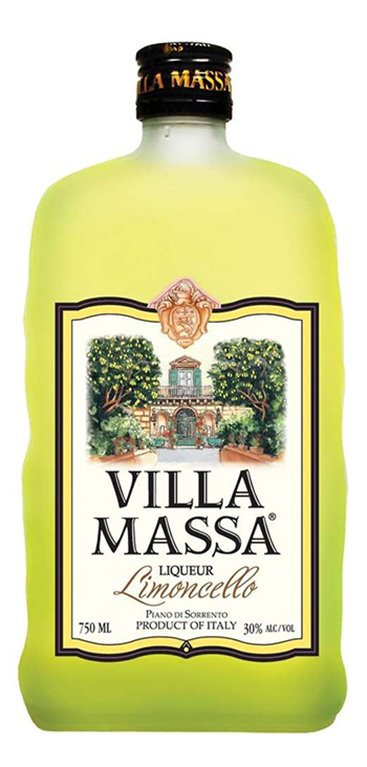 Licor de Limon Villa Massa 0.7l