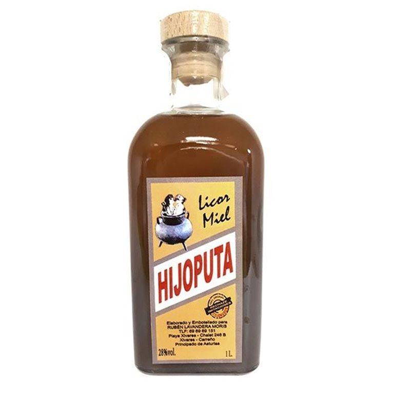 Licor de Miel 1L