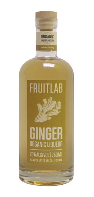 Licor Fruitlab Ginger 0.7L