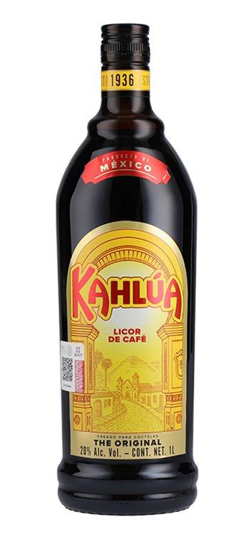 Licor Kahlúa