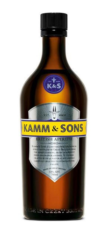 Licor Kamm & Sons 500ml