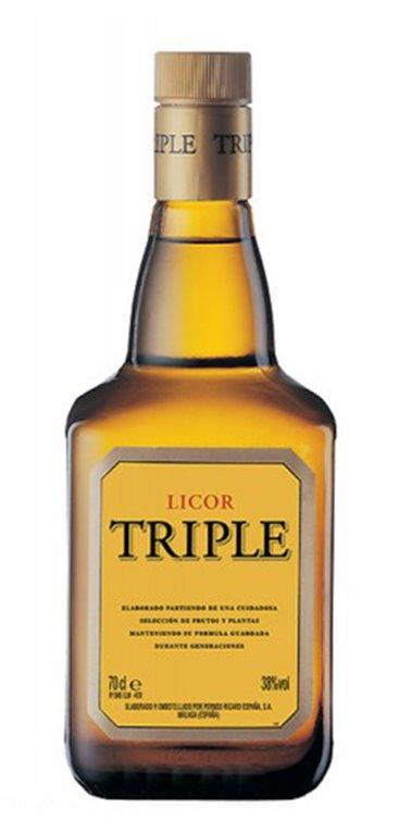 Licor Larios Triple Seco