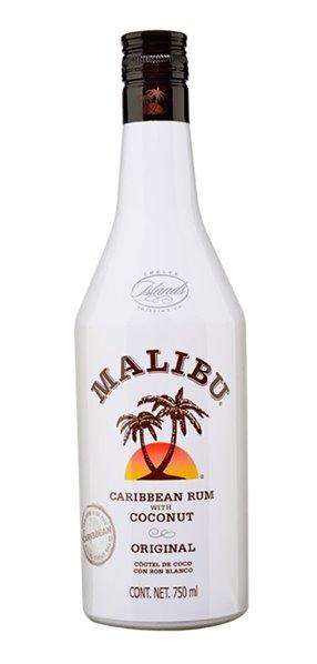 Licor Malibu