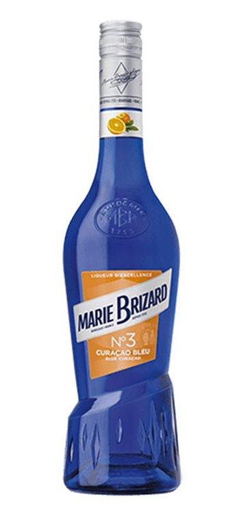 Licor Marie Brizard Curaçao Azul