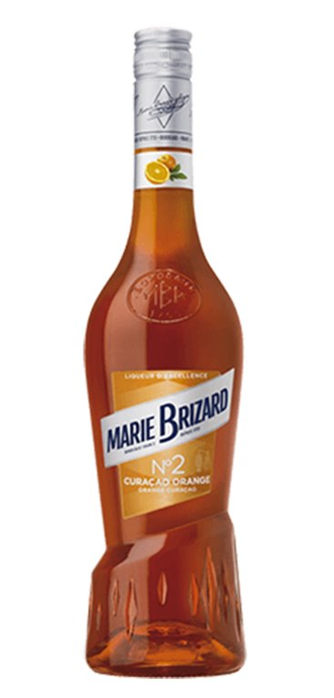 Licor Marie Brizard Curacao Rojo
