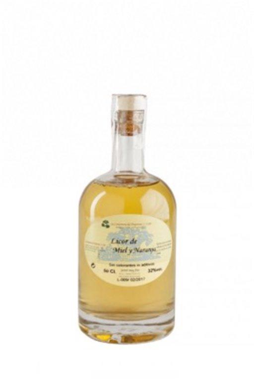 Licor Miel y Naranja Uncastillo, 1 ud