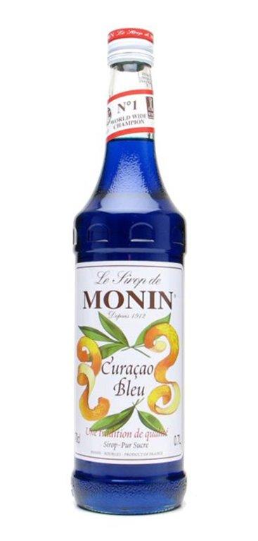 Licor Monin Blue Curaçao