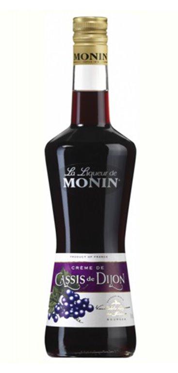 Licor Monin Cassis