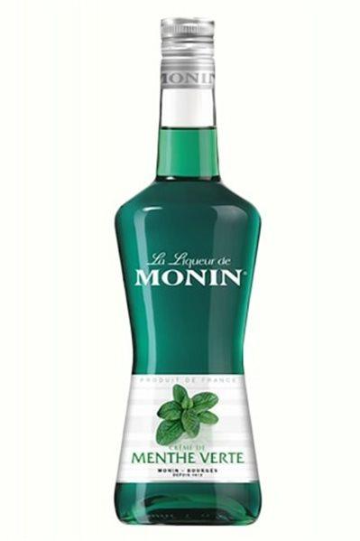 Licor Monin Menta Verde