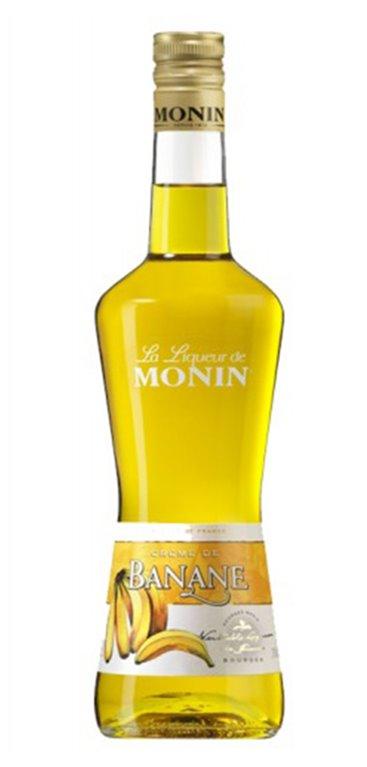 Licor Monin Platano