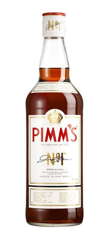 Licor Pimm's nº1
