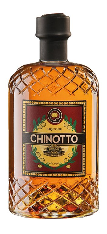 Licor Professore Chinotto