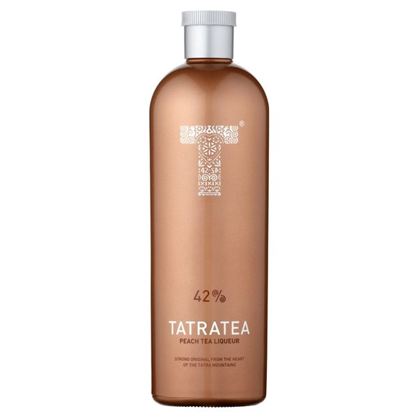 TATRATEA PEACH TEA 0,70 L.