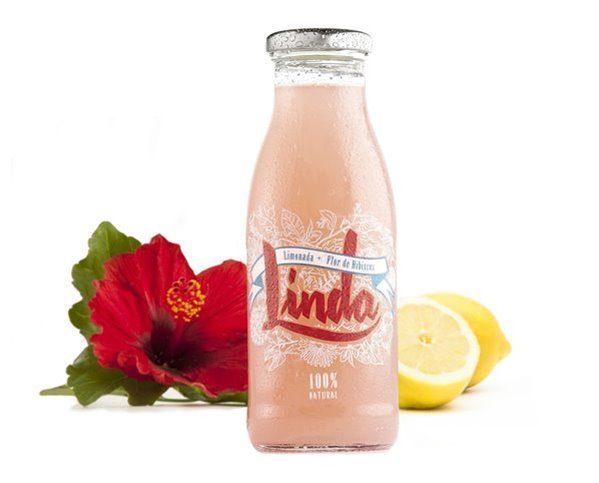 Limonada + Hibiscus (24 unidades de 25 cl)