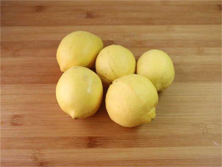 Organic Lemons (900-1000gr)