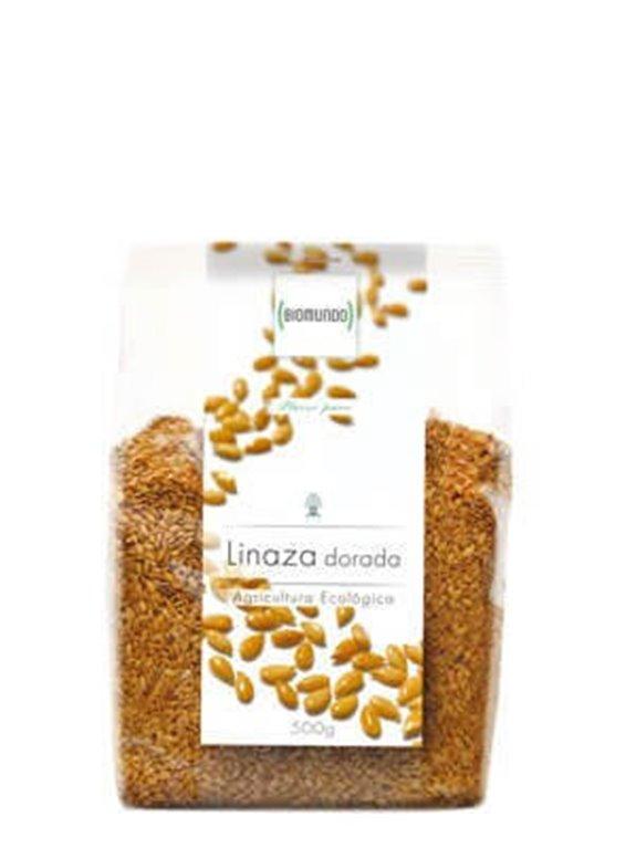Linaza dorada, 500 gr
