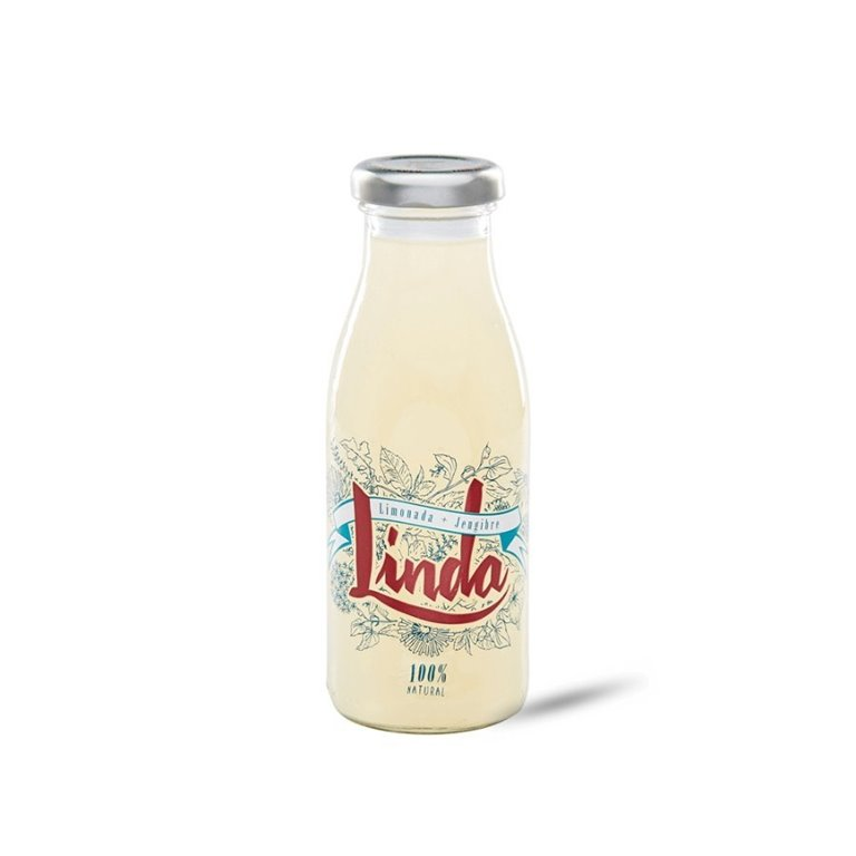Linda Limón (Zumo de limón Natural) 250 ml.