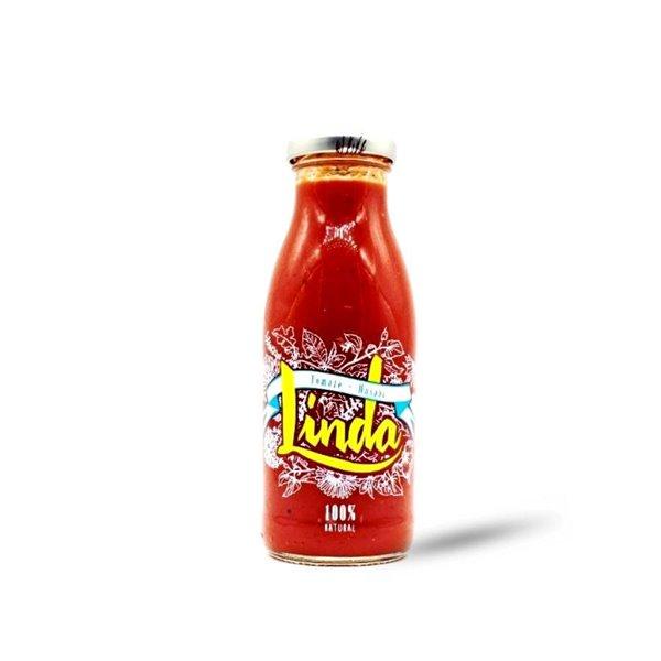 Linda Tomate (Zumo de Tomate y Wasabi) 250 ml.