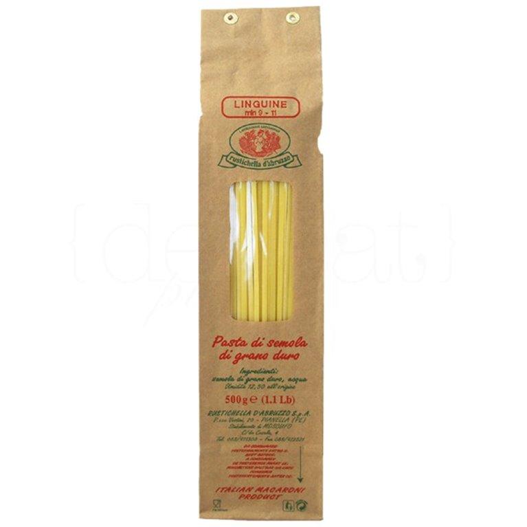 Linguine 500gr. Rustichella D'abruzzo. 20un., 1 ud