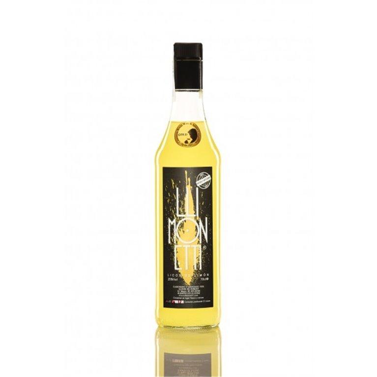 Llimonetti Licor de Limón 70 cl., 1 ud