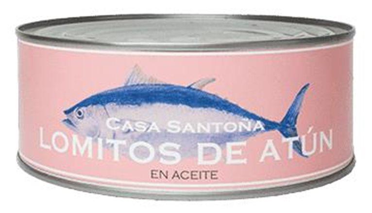 Lomitos de atún, 1 ud