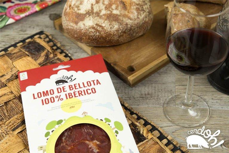 Lomo de bellota 100% Ibérico (100 g)